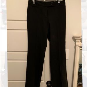 Loft Black Slacks